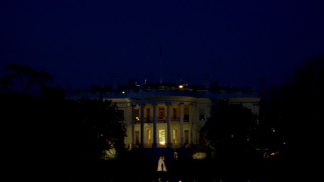 ms mansion/posh eastern red brick house / washington d.c., united states - white house washington dc stock videos & royalty-free footage