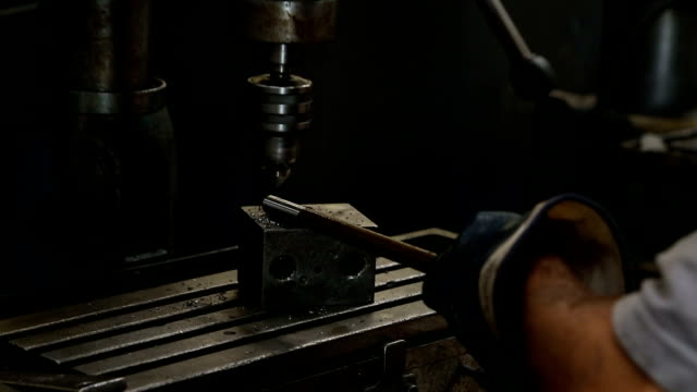 manuel worker - wrench stock videos and b-roll footage
