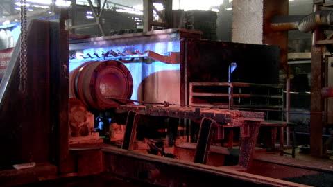 vídeos y material grabado en eventos de stock de fabricación de tuberías de acero - aluminio