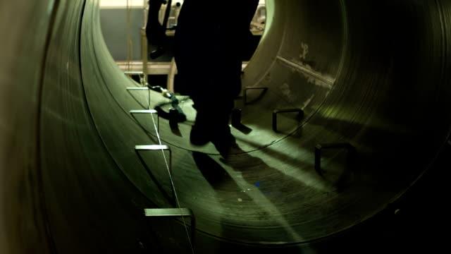 Manufaturing worker