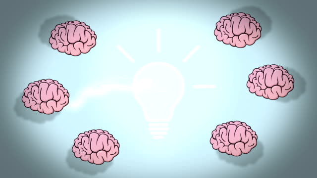 many brains give a great idea