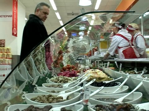 many in russia's middle class are facing ruin as the ruble plunges in value. moscow, russia. - middle class stock videos & royalty-free footage