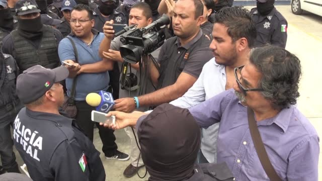 many mexican crime reporters suffer from post traumatic stress disorder or ptsd as they face harrowing risks to cover the bloody wars between... - post traumatic stress disorder stock videos and b-roll footage