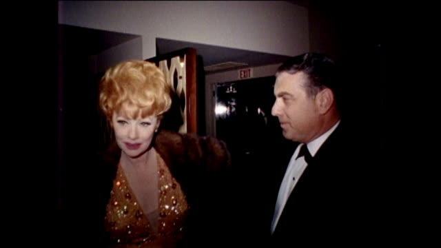 lucille ball judy garland gregory peck kathryn grayson ann miller and more fraternity delta kappa alpha sponsors the event - actress stock videos & royalty-free footage