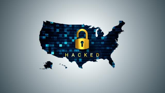 4K USA Karte und Hacking