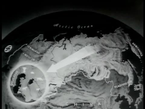 map w/ arrow & highlight on southern border caucasus and kazakhstan now republic of kazakhstan. - kazakhstan stock videos & royalty-free footage