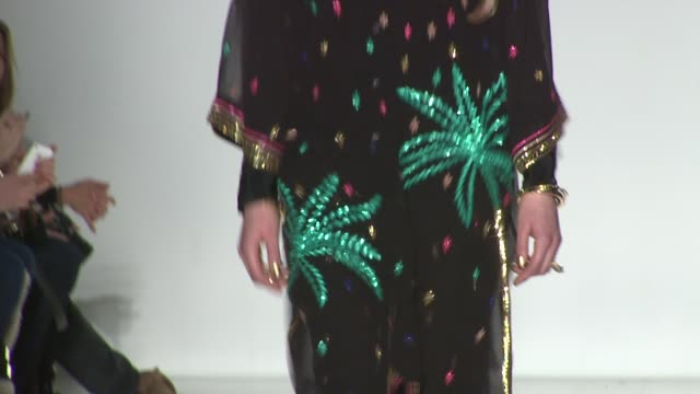 CLEAN Mara Hoffman Fall 2014 MercedesBenz Fashion Week at The Salon at Lincoln Center on in New York City