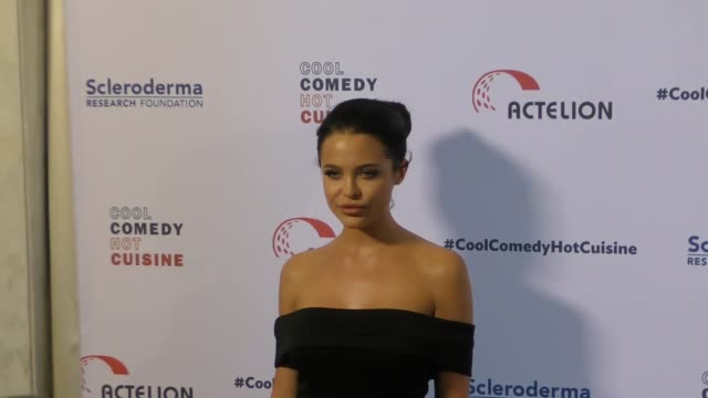 Mara Teigen at the Cool Comedy Hot Cuisine 30th Annual Benefit For The Scleroderma Research Foundation at the Beverly Wilshire Four Seasons Hotel on...