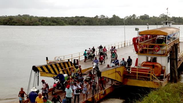 Marajo Island in the Amazon