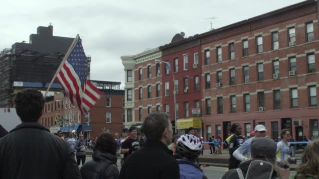 nyc marathon 2013 - sports event stock videos & royalty-free footage