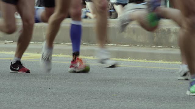 nyc marathon 2013 - 2013 stock videos & royalty-free footage
