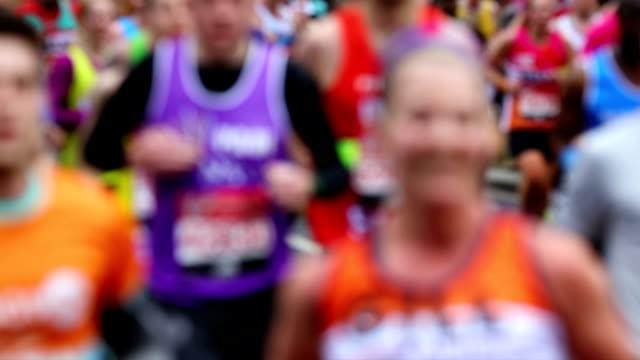 Maratona corridori