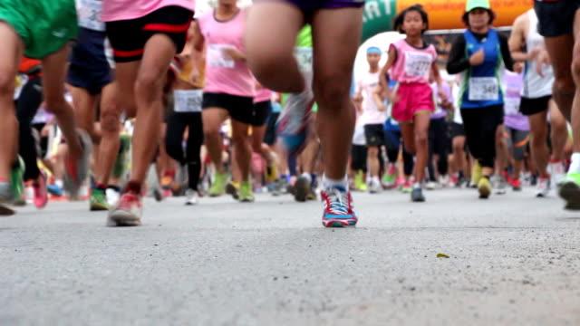 vidéos et rushes de marathon - marathon