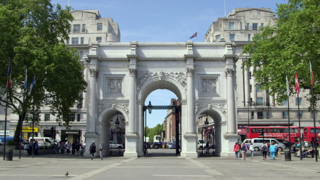 WS Marble Arch in City of Westminster / London, England, United Kingdom