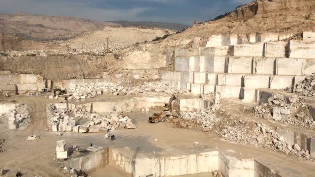 marble quarry - marble stock videos & royalty-free footage