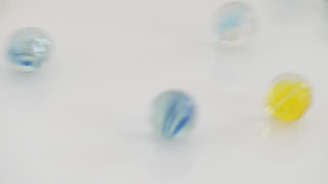 marbles - toy stock videos & royalty-free footage