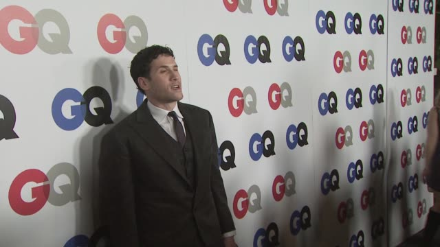 marc ecko at the gq men of the year awards at los angeles ca - marc ecko stock videos & royalty-free footage