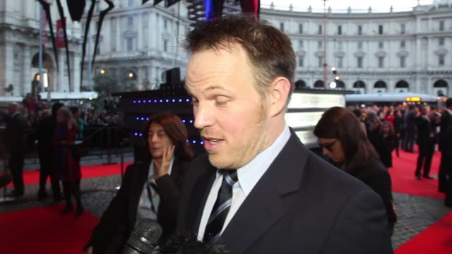 INTERVIEW Marc Webb on the film at 'The Amazing SpiderMan 2 Rise Of Electro' Rome Premiere at The Space Cinema Moderno on April 14 2014 in Rome Italy