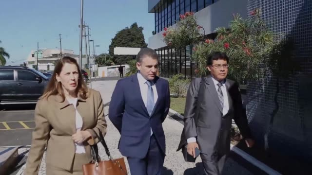 Marcelo Odebrecht former CEO of Brazilian construction company Odebrecht is to be questioned by a Peruvian prosecutor Monday in Curitiba Brazil...