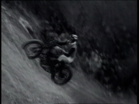 March 22, 1939 WS Motorcycle hill climb / Van Nuys, California, United States