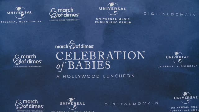 vídeos de stock, filmes e b-roll de march of dimes celebration of babies at the beverly wilshire four seasons hotel on december 09, 2016 in beverly hills, california. - regent beverly wilshire hotel