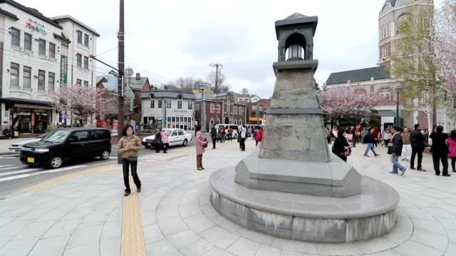 堺エリアのランドマークのメルヘン広場
