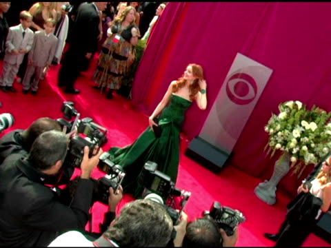 marcia cross at the 2005 emmy awards at the shrine auditorium in los angeles california on september 18 2005 - 2005 stock videos and b-roll footage