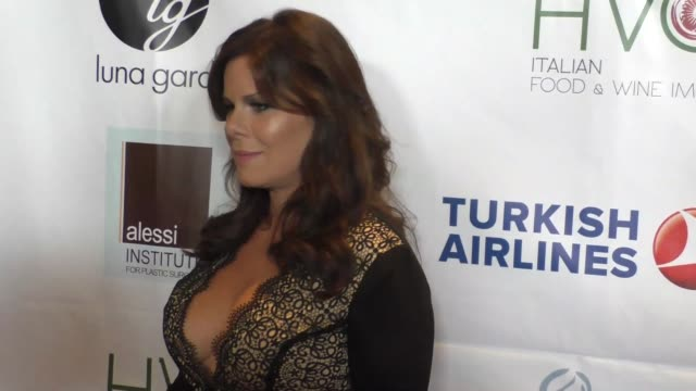 Marcia Gay Harden at the 6th Annual Face Forward Gala at the Millennium Biltmore Hotel Los Angeles at Celebrity Sightings in Los Angeles on September...