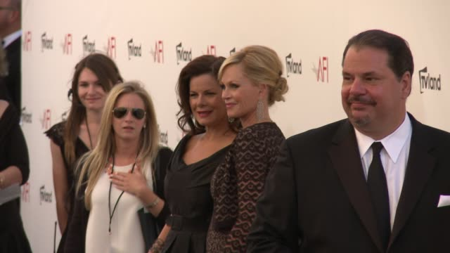 Marcia Gay Harden Melanie Griffith at Shirley MacLaine Honored with the 40th AFI Life Achievement Award Marcia Gay Harden Melanie Griffith at Shirley...