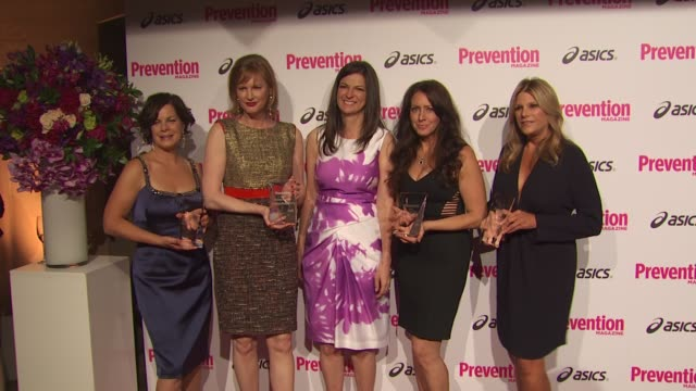 marcia gay harden melissa rosenberg mary murcko joely fisher and lisa paulsen at the prevention magazine's 1st annual hollywood heroes soiree at... - joely fisher stock videos and b-roll footage