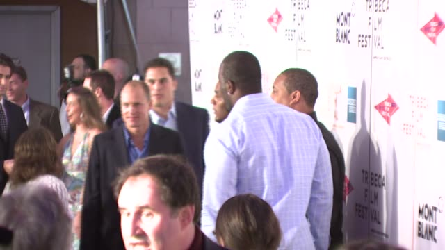 marcus tulasosopo, woody harrelson, victor hobson, eric barton, and mario williams at the 'the grand' at the 2007 tribeca film festival at bmcc... - woody harrelson stock videos & royalty-free footage
