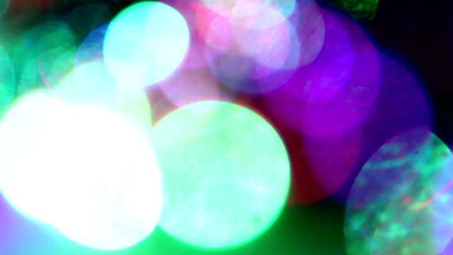 mardi gras, defocused colorful lighting. - mardi gras stock videos and b-roll footage