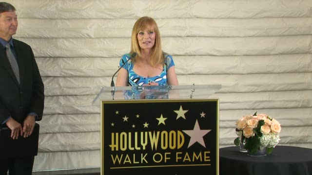 marg helgenberger at marg helgenberger & the hollywood chamber of commerce announce new walk of fame honorees for 2013 marg helgenberger & the... - marg helgenberger stock videos & royalty-free footage