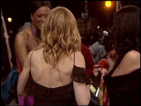 marg helgenberger at the 2005 people's choice awards at the pasadena civic auditorium in pasadena, california on january 9, 2005. - marg helgenberger stock videos & royalty-free footage