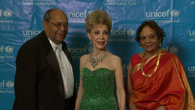 margaret alkek williams at the inaugural unicef audrey hepburn¨ society ball on 9/6/13 in houston, tx . - audrey hepburn stock videos & royalty-free footage