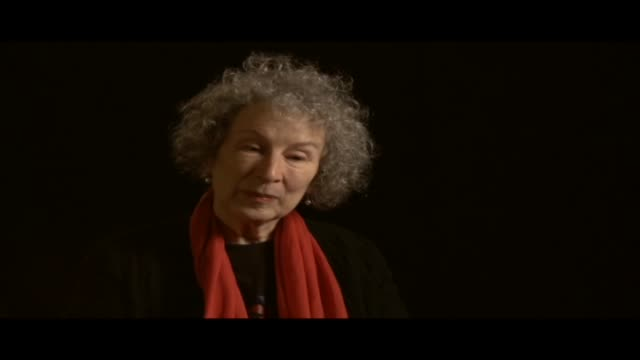 margaret atwood has received numerous awards she is the author of more than fifty volumes of poetry and is best known for her novels which include... - patriarchy stock videos & royalty-free footage