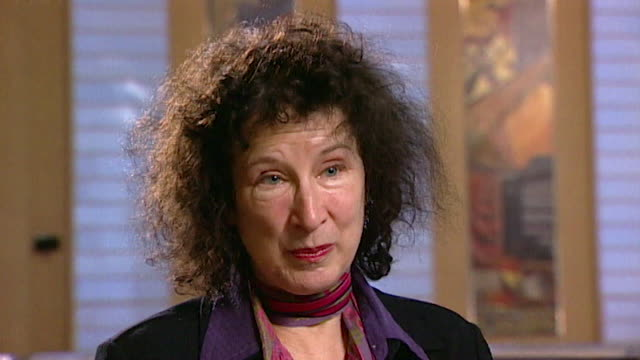 margaret atwood on the differences between male and female writers core number andn109t aeyz198w - variation stock videos & royalty-free footage