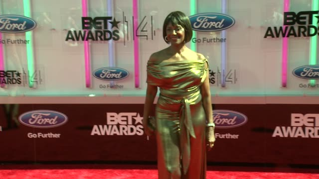 margaret avery at the 2014 bet awards on june 29 2014 in los angeles california - bet awards stock videos and b-roll footage