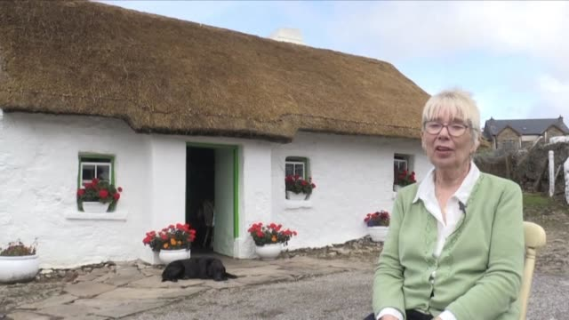 margaret gallagher 77 has lived off the grid in the northern irish countryside for her whole life - grid stock videos & royalty-free footage