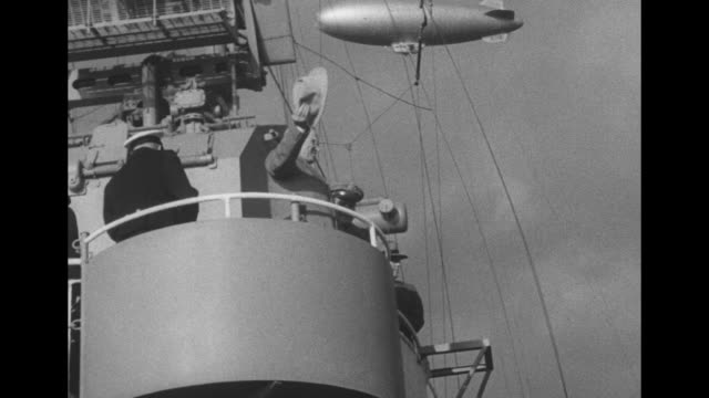mcu margaret truman in fur coat crosses gangway to uss renshaw followed by several other young women in fur coats then former first lady edith wilson... - uss missouri stock videos and b-roll footage