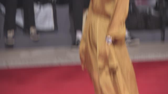 margaret zhang at 'victoria and abdul' red carpet - 74th venice international film festival at palazzo del cinema on september 03, 2017 in venice,... - 第74回ベネチア国際映画祭点の映像素材/bロール