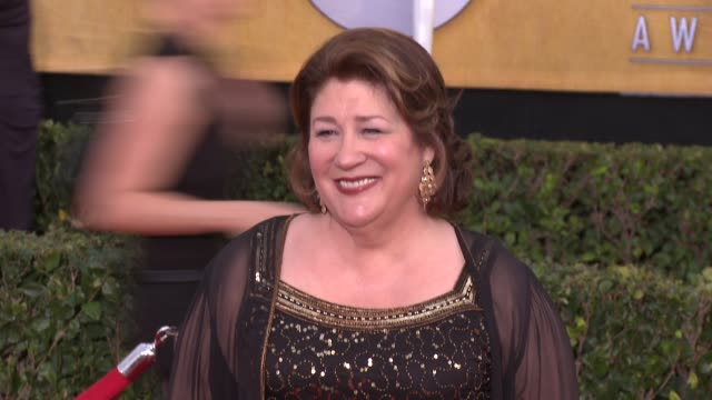 margo martindale at 20th annual screen actors guild awards - arrivals at the shrine auditorium on in los angeles, california. - shrine auditorium stock videos & royalty-free footage