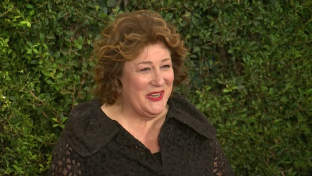 margo martindale at academy of motion picture arts and sciences' governors awards in hollywood ca on - 映画芸術科学協会点の映像素材/bロール