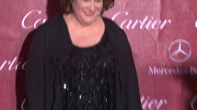 margo martindale at the 25th annual palm springs international film festival awards gala presented by cartier in palm springs, ca on 1/04/14 - cartier stock videos & royalty-free footage