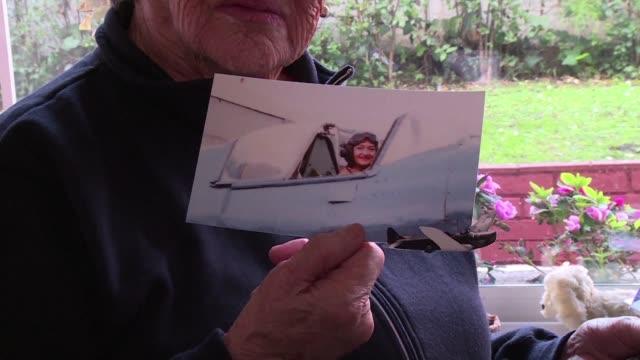 Margot Duhalde la mujer chilena que piloteo aviones de combate para defender a Francia de los nazis en la Segunda Guerra Mundial