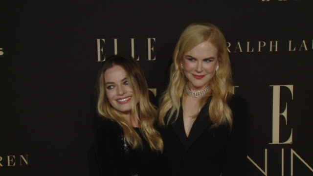 CA: ELLE's 26th Annual Women In Hollywood Celebration Presented By Ralph Lauren And Lexus