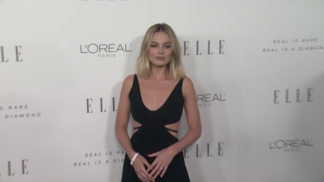 Margot Robbie at the 24th Annual ELLE Women In Hollywood Awards on October 16 2017 in Los Angeles California