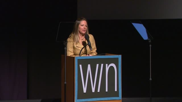 stockvideo's en b-roll-footage met maria arena bell at the 14th annual women's image network awards on 12/12/12 in los angeles ca - women's image network awards