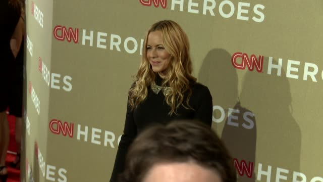 maria bello at cnn heroes: an all star tribute on 12/2/2012 in los angeles, ca. - maria bello stock videos & royalty-free footage