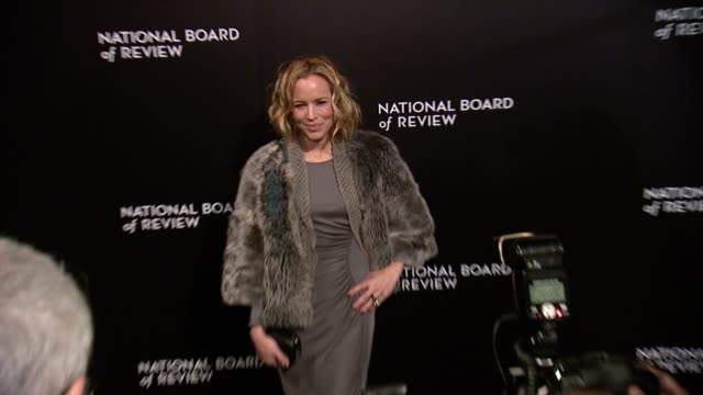 maria bello at national board of review awards gala at cipriani 42nd street on in new york, usa - maria bello stock videos & royalty-free footage